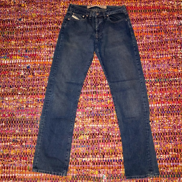 8c31bf14 Diesel Jeans | Rn94243 Button Fly Italycotton | Poshmark